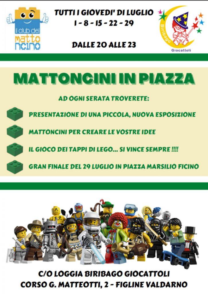 MATTONCINI IN PIAZZA @ Loggia Biribago Giocattoli