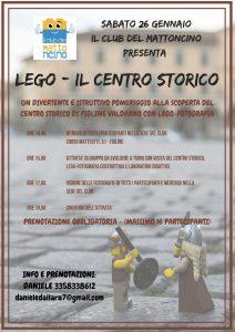 Alla scoperta di Lego - City Figline - Il Centro Storico @  Sede del Club del Mattoncino