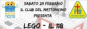 Conosci la Lego City Figline - IL 118 @ Club del Mattoncino